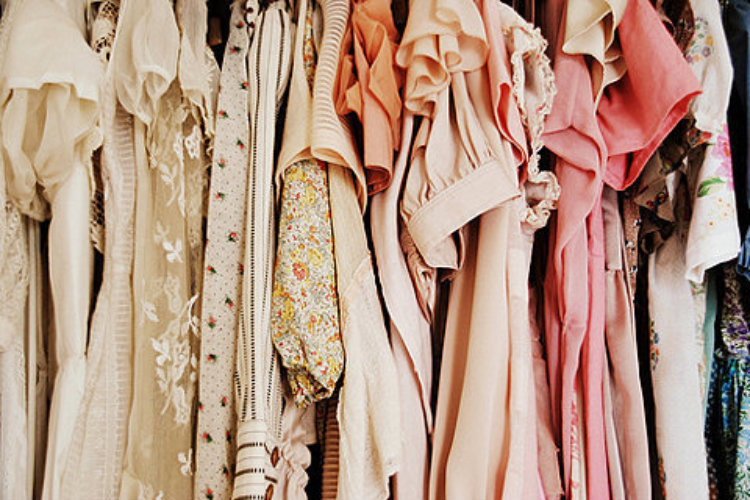 are maternity clothes necessary - closet full of clothes
